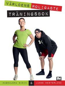 Bild på Världens roligaste träningsbok