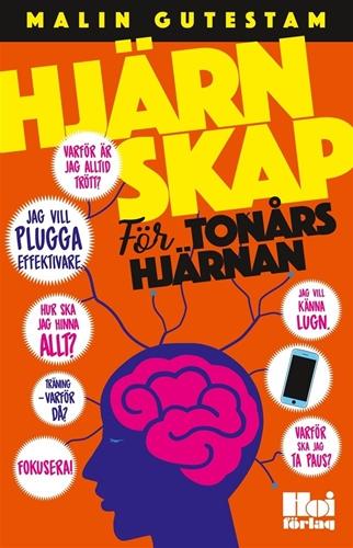 Bild på Hjärnskap : för tonårshjärnan