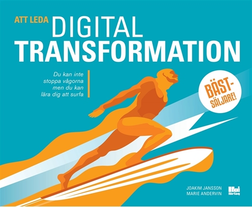 Bild på Att leda digital transformation