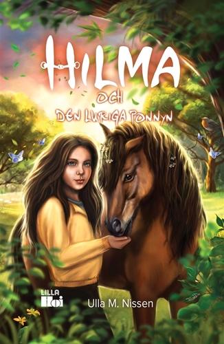 Bild på Hilma och den luriga ponnyn